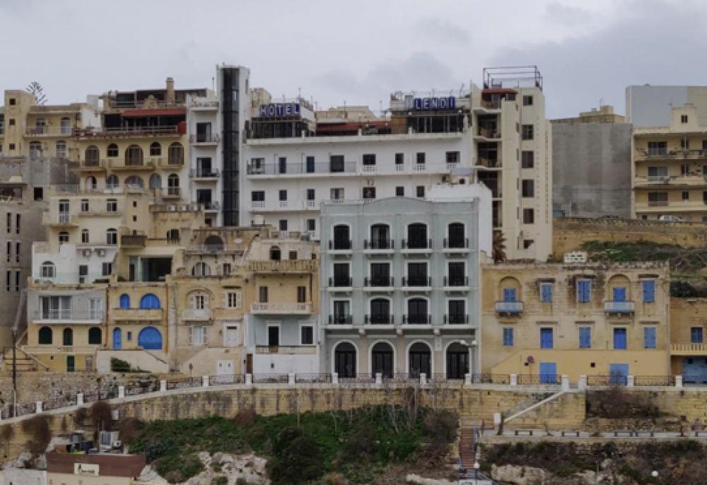 PA approves demolition of building on site earmarked for 13-storey Xlendi hotel