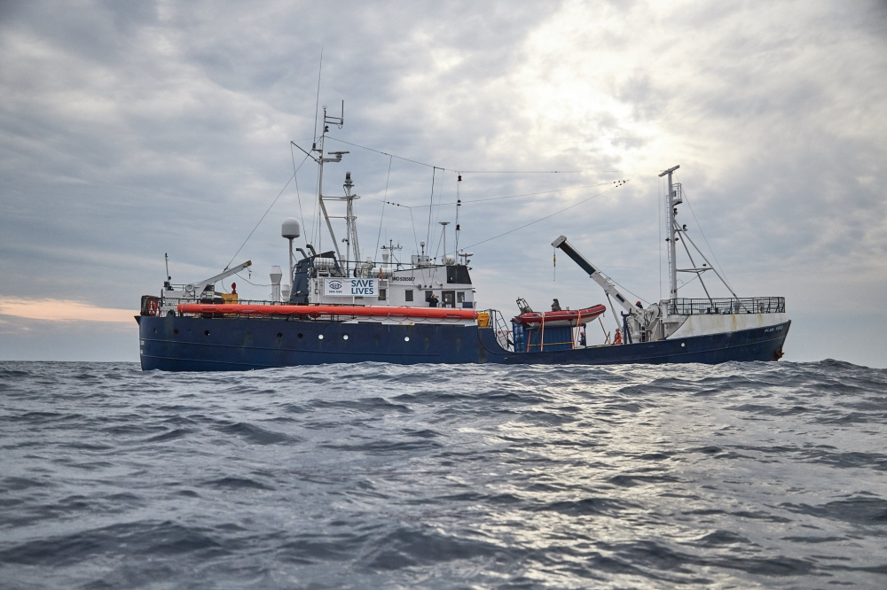 Sea-Eye files court complaint over migrant rescue in Maltese search and rescue zone