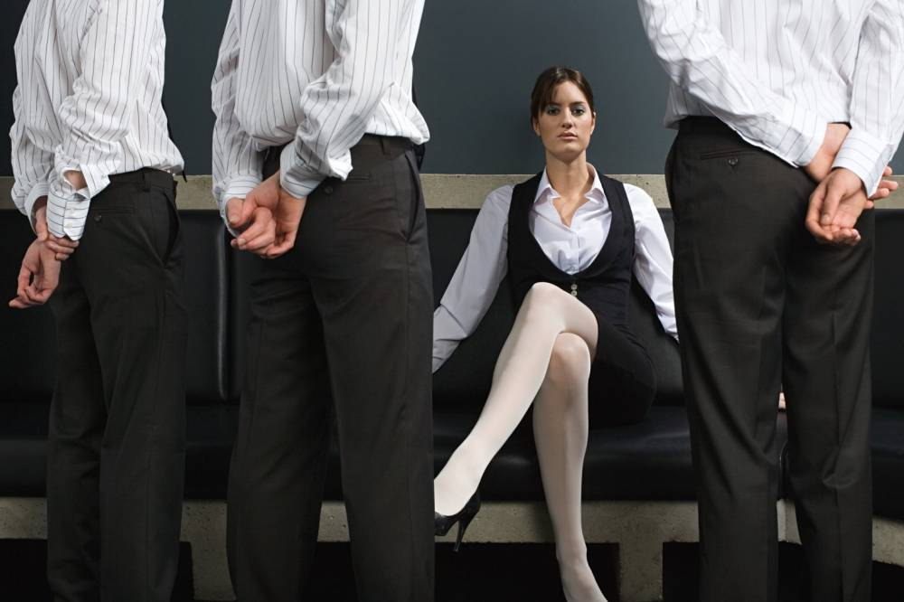 Sexual harassment at work: a tough row to hoe | Renée Laiviera