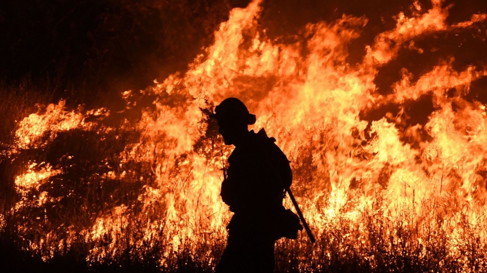 California wildfires break state records