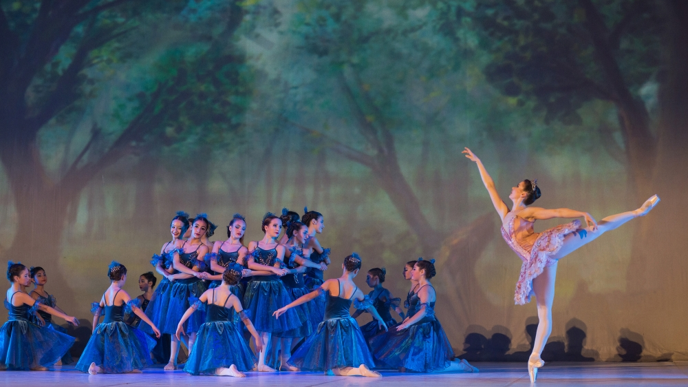 Nearly 2,000 patrons attend The Sleeping Beauty