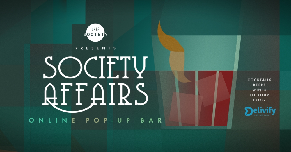 Valletta's Cafe Society brings first online pop-up bar to the lockdown