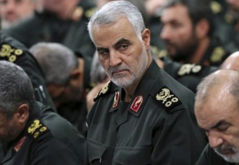 US drone attack kills Iran's most powerful military commander