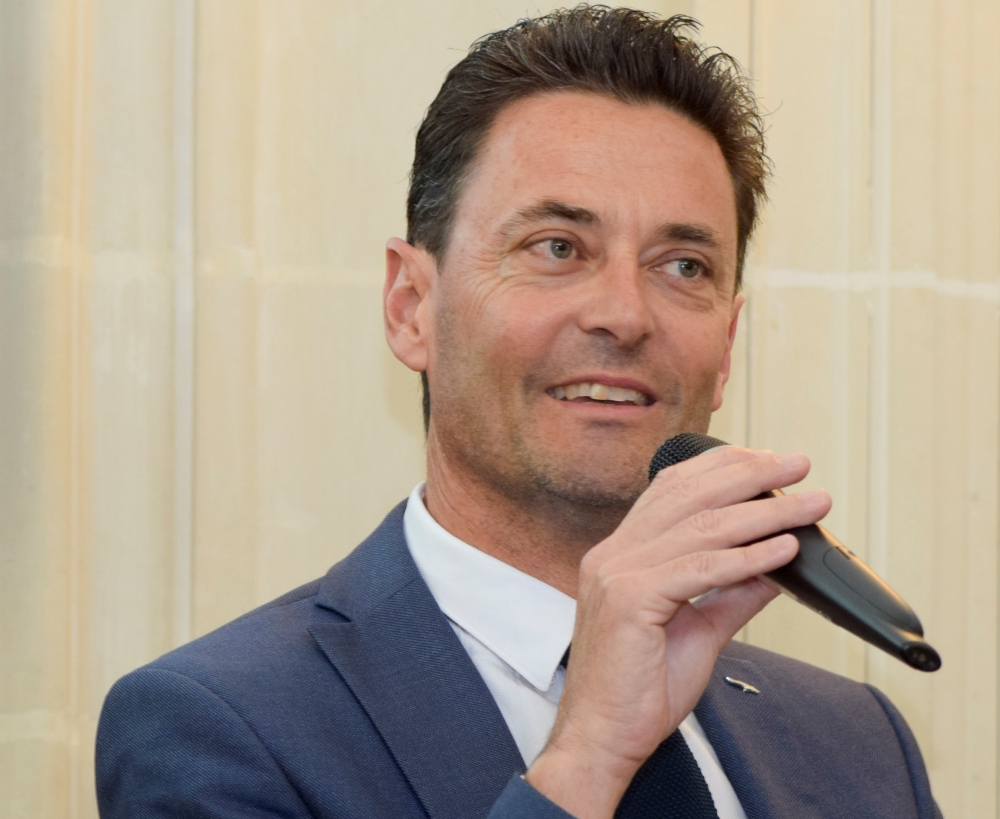 Stefano Mallia elected president of the European Employers Group