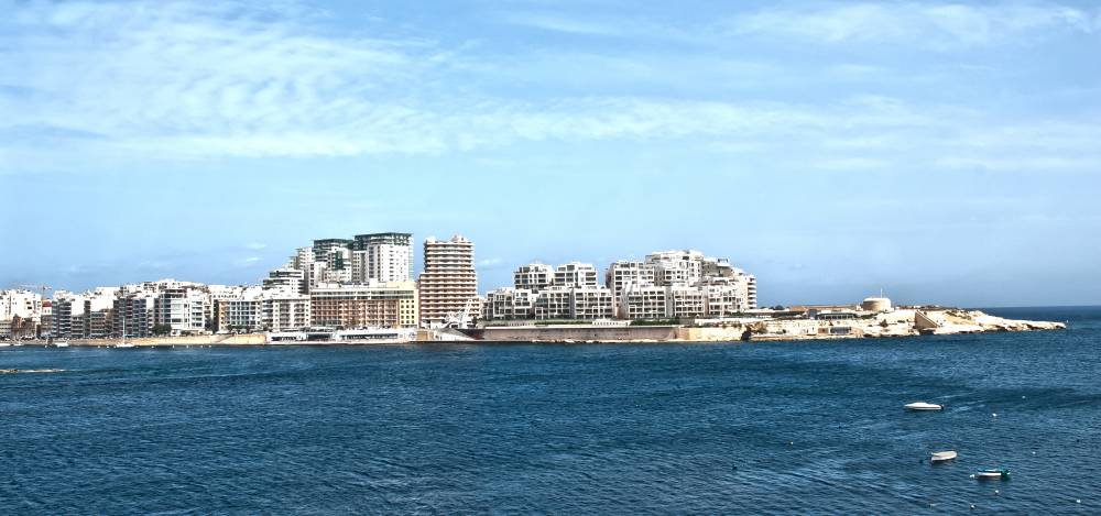 How neoliberal capitalism shaped Tigné Point to sell the Valletta view