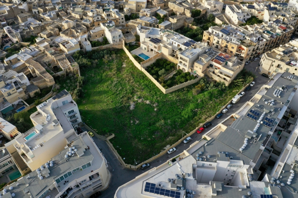 Tuminvest eyes 5,000sq.m green lung in Zebbug for new dwellings