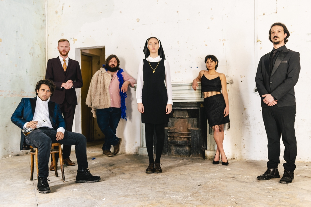 Like Shakespeare on drugs: Measure for Measure at Valletta's Splendid
