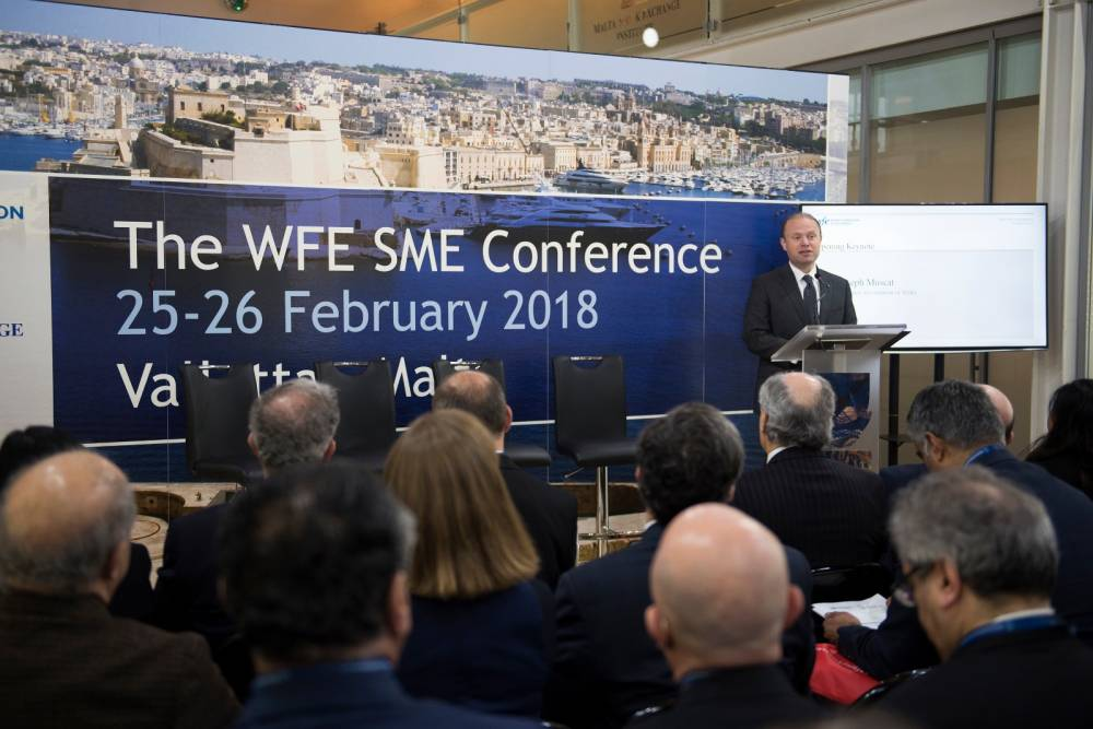 SMEs essential to Malta's economic and social progress, Prime Minister says