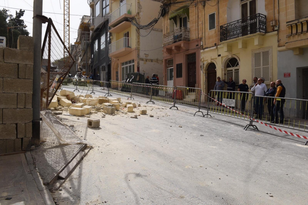 Guardamangia collapse: Architects condemn poor construction regulations