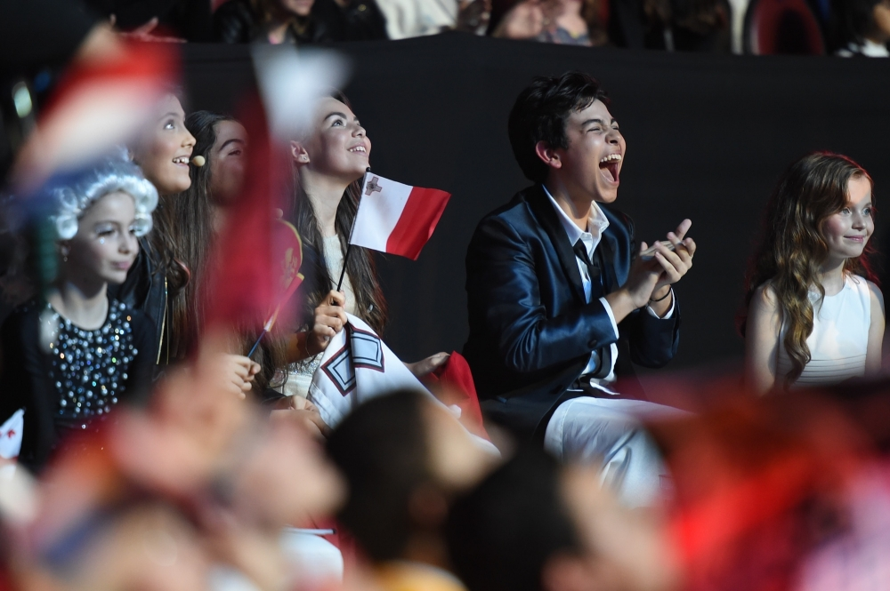 [WATCH] Vincenzo wins in Italy's Junior Eurovision debut; Malta in fourth place