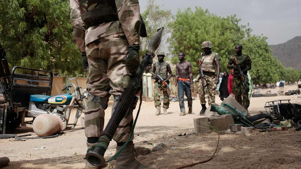 110 Nigerian schoolgirls kidnapped by Boko Haram militants