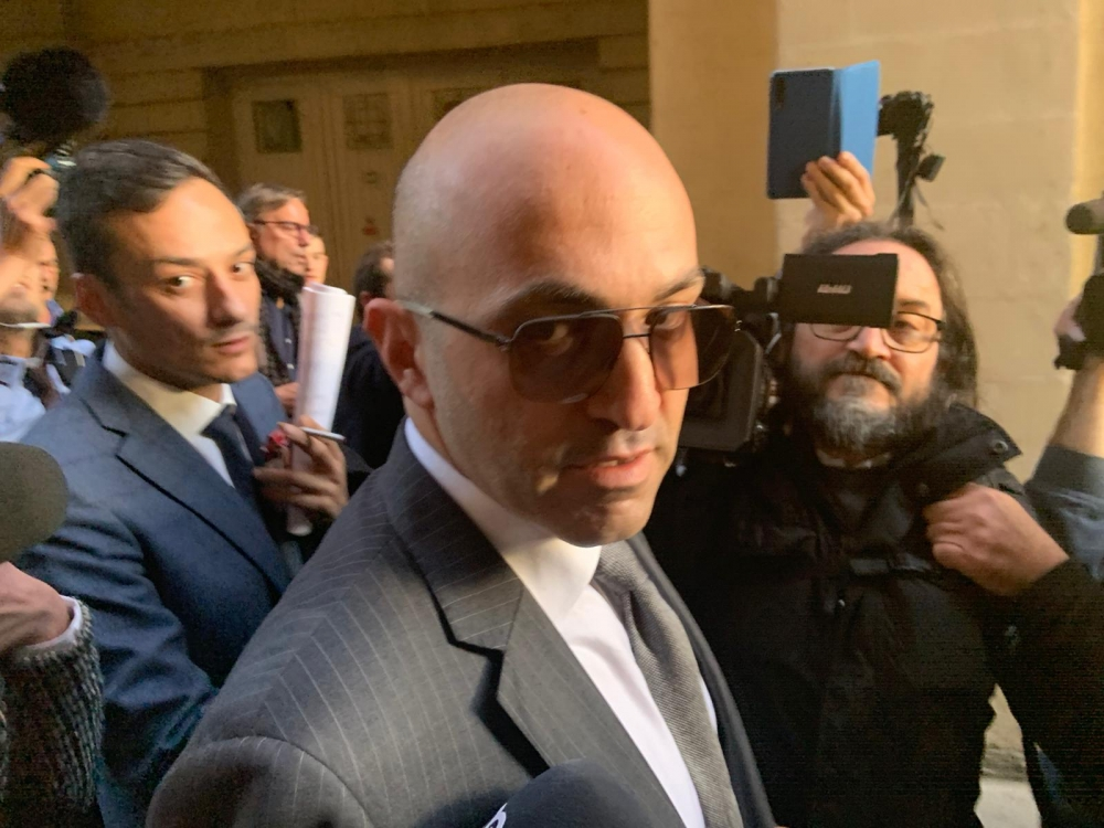 [WATCH] Yorgen Fenech tells court Keith Schembri kept him constantly informed of progress in the Caruana Galizia murder investigation