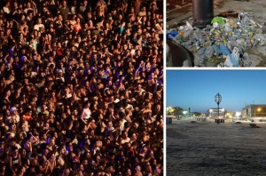[WATCH] After Isle of MTV, Floriana wakes up clean: record 19 tonnes of waste collected