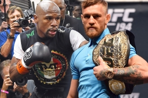 Mayweather and McGregor on the verge of agreeing billion dollar mega-fight