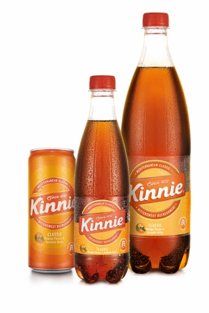 Kinnie launches new brand identity