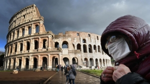 Coronavirus: Italy cases probably 10 times higher, civil protection agency head says