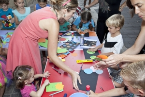 Children rule the roost at Science in the City