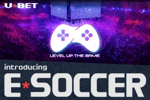 UBET enhances games portfolio by introducing e-soccer