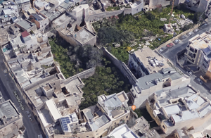 Historic garden to be excavated for Naxxar hotel development