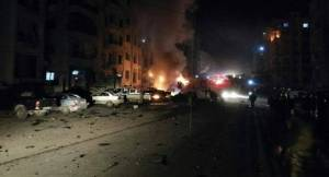 [WATCH] At least 27 dead in Benghazi double car bombs