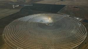 Malta touted as distributor for massive Sahara desert solar energy plant