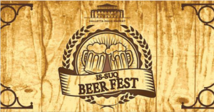 Is-Suq tal-Belt celebrates the wonderful world of beer with its first beer festival