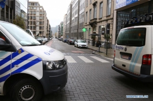 Police operation underway in Belgium due to bomb alert