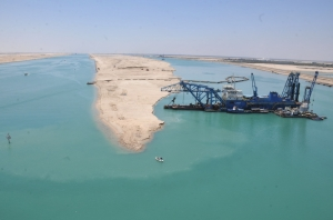 New Suez Canal poses biodiversity risks for Malta