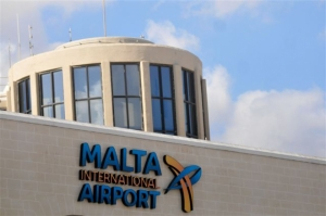 Over 3.6 million passengers pass through Malta International Airport in summer