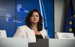 Online violence must not be allowed to silence women and girls, Helena Dalli tells MEPs