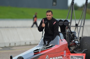 [WATCH] Maltese drag racer sets European record