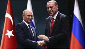 Erdogan meets Putin – Hope for the Middle East | Calamatta Cuschieri