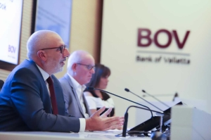 [WATCH] 'We can no longer promise super profits', says Bank of Valletta CEO