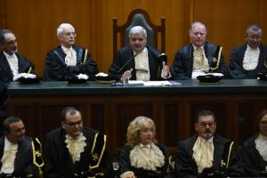 No outsider for next Chief Justice, minister says