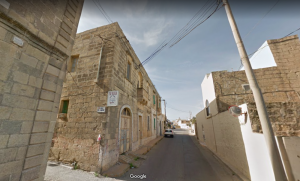Vernacular Xaghra building proposed for demolition