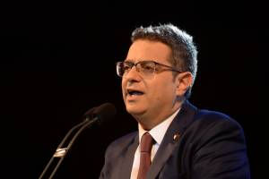 Adrian Delia and a revolution of confidence