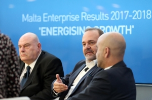 Malta Enterprise approved 128 projects with forecast investment of €240 million in 2017