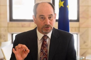 PD leader Godfrey Farrugia says his clinic was intentionally flooded