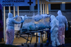 Coronavirus: Italy records 969 deaths in the last 24 hours