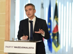 [WATCH] Busuttil will support hunting derogation, gives MPs free vote