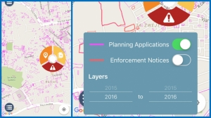 How a new Planning Authority app helps citizen journalists report illegalities
