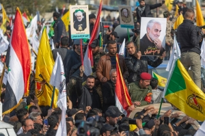Iran mourns Suleimani as fallout intensifies over US strike