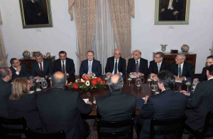 Muscat's cabinet of ministers 18% costlier over 2013