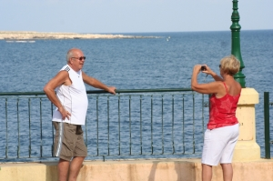 Turning Malta into 'theatre' for tourists for profit risks loss of quality of life
