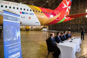 Air Malta – managing expectations
