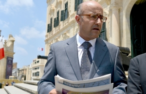 Court rejects Jason Azzopardi's Lowenbrau defamation case against Justice Minister