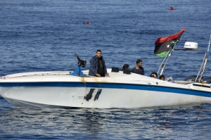 [WATCH] Libyan militia fires warning shots at Sea-Eye during rescue of 90 lives