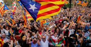 Pro-independence parties one seat short of majority ahead of Catalan elections - poll
