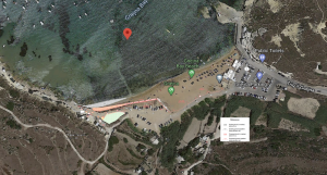 Government coastal works in Ġnejna withdrawn after owners' objections