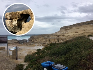 Nature claims Gozo's iconic Azure Window, lost forever after total collapse
